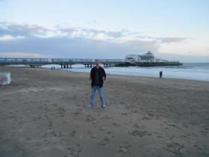 Bournemouth in winter