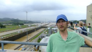 The Panama Canal - Miraflores Locks