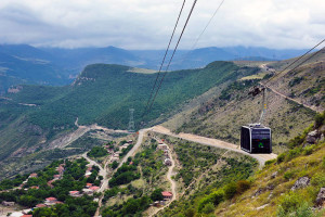 Top 6 reasons to visit Armenia - longest ropeway in the world