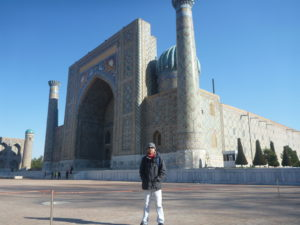 Best places to check out in Uzbekistan
